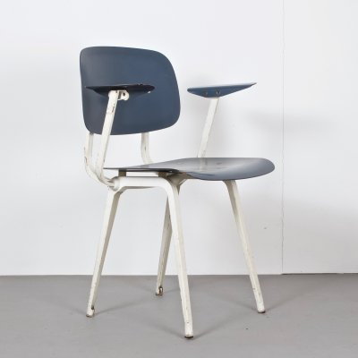 Friso Kramer Revolt Chair with Armrests