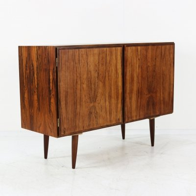 Small rosewood cabinet for Omann Jun Denmark