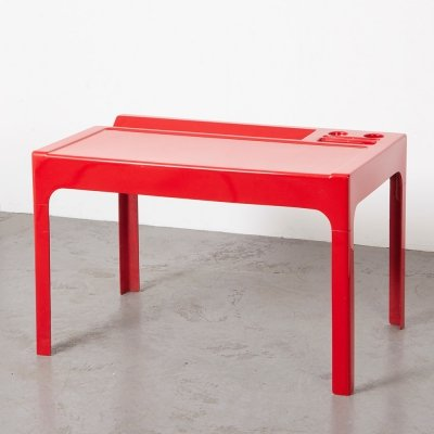 Rare Oozo Desk by Marc Berthier for D.A.N. 1967