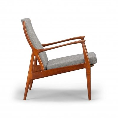 Danish easy chair by Erik Andersen & Palle Pedersen, 1960s
