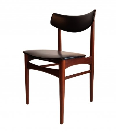 4x Dining Chair by Mahjongg Vlaardingen, 1960s
