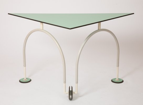 Vintage Italian Side Table, 1980s