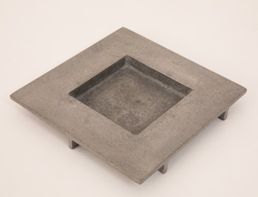 Cast Aluminium Ashtray by Ettore Sottsass for Il Sestante, 1962