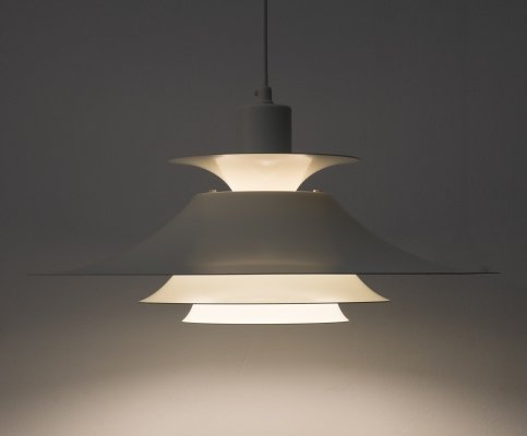 Model 1033-h Pendant lamp by Frandsen Belysning, 1970s