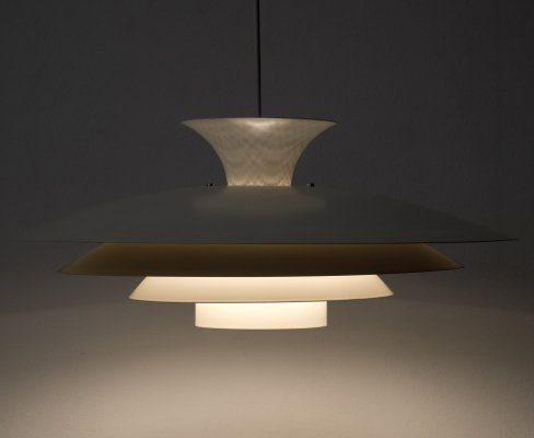 'Agat' pendant lamp by Top Lamper, 1970s