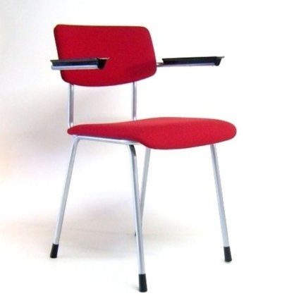 Model 1235 chair by Gispen, 1960s