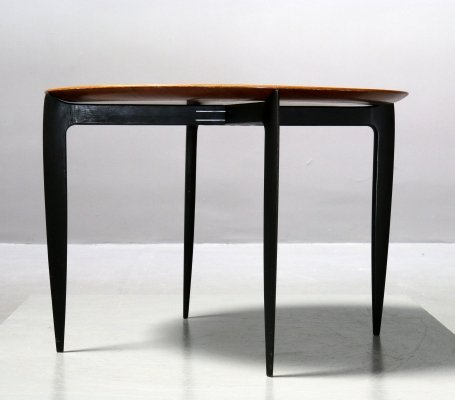 Tray coffee table by Svend Åge Willumsen & Hans Engholm for Fritz Hansen, 1950s
