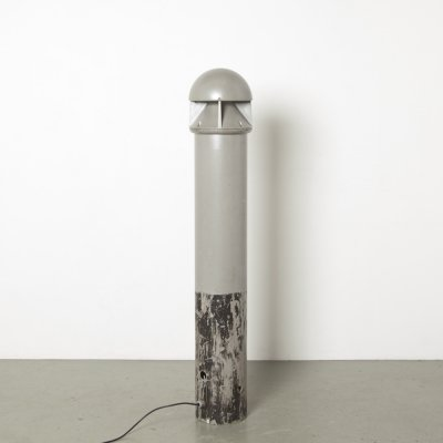 Waterfront bollard lamp by Dan Borgen Hasløv for Louis Poulsen, 1980s