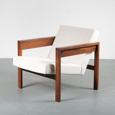 Lounge chair by Hein Stolle for Spectrum, 1960s