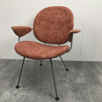 5 x Model 302 / Triënnale lounge chair by W. Gispen for Kembo, 1990s