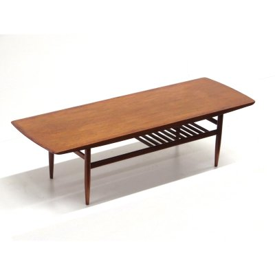Vintage Danish design coffee table by Grete Jalk, 1960s