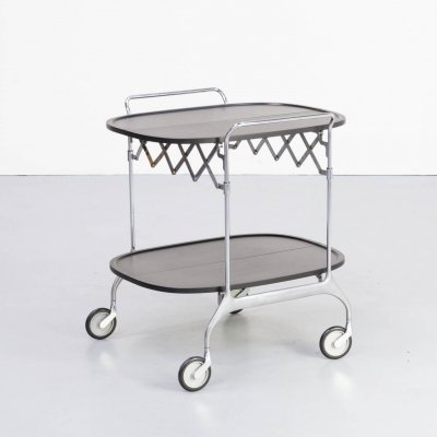 Antonio Citterio & Glen Oliver Löw 'Gastone' serving table trolley for Kartell, 1990s