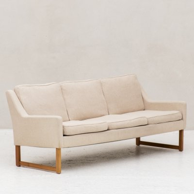 3-seater sofa by Rudolf B. Glatzel for Kill International, Germany 1960's