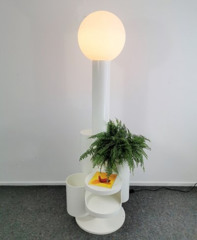Close encounter Floor Lamp by Kerst Koopman, 1980's