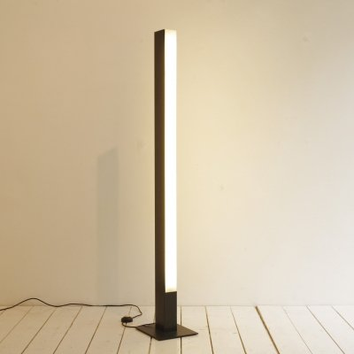 Neon floor lamp by Carl Moor for BAG Turgi, Switzerland