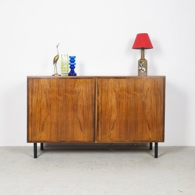 Small rosewood sideboard by Gunni Omann for Omann Jun, 1960's