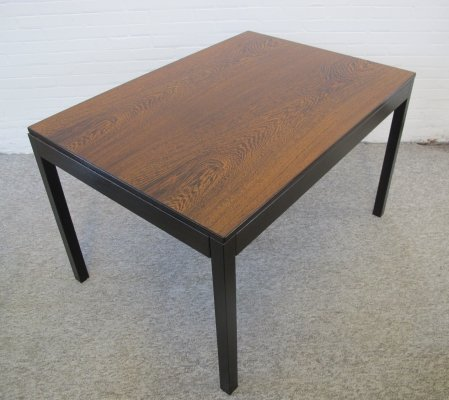 Vintage Wengé dining table, 1960s