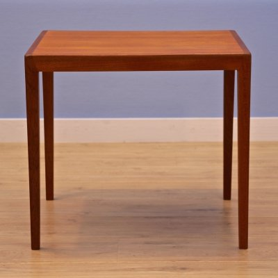 Danish side table in teak, 1970s