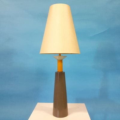 1980s Memphis style table lamp