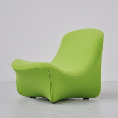 Artifort design group model 593 lounge chair, 1974