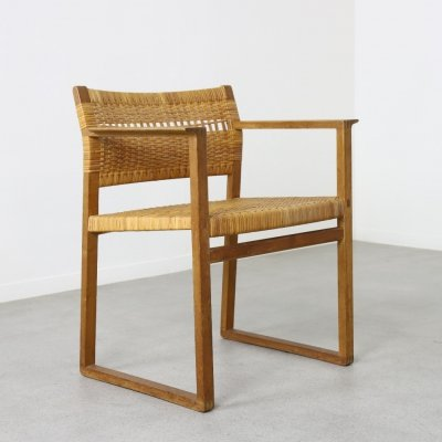 BM62 armchair by Børge Mogensen for P. Lauritsen & Son, DK 1957