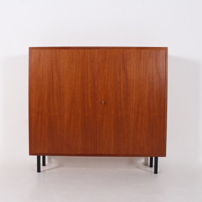 Modernist German cabinet by Erich Stratmann for Idee Möbel