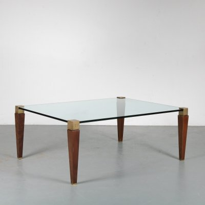 Dutch coffee table by Peter Ghyczy, 1970s
