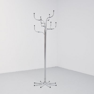 Sidse Werner coat stand Model 9999 by Fritz Hansen, 1971