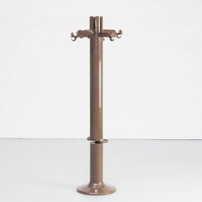 70s Giancarlo Piretti 'planta' coatrack for Castelli
