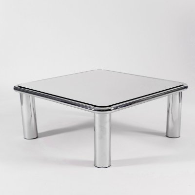 Sesann Series Coffee Table by Gianfranco Frattini for Cassina, 1968