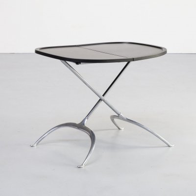 Antonio Citterio & Glen Oliver Löw 'Leopoldo' folding table for Kartell, 1990s