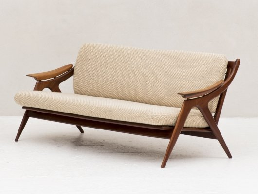 3-seater sofa by Topform, Dutch design 1960's