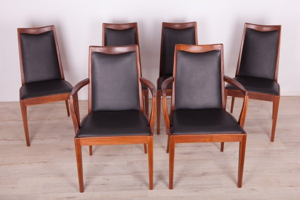 Set of 6 Teak Dining Chairs from G-Plan, 1960s