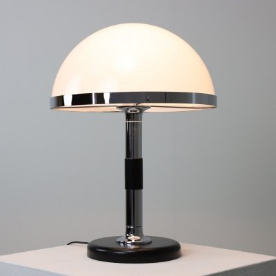 'Modell 5522' mushroom table lamp by Temde Leuchten, 1970s