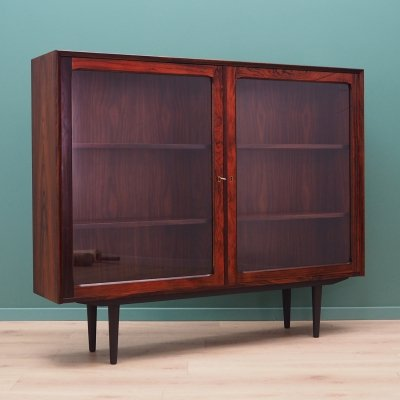 Rosewood bookcase cabinet by Brouer Møbelfabrik, 1960s