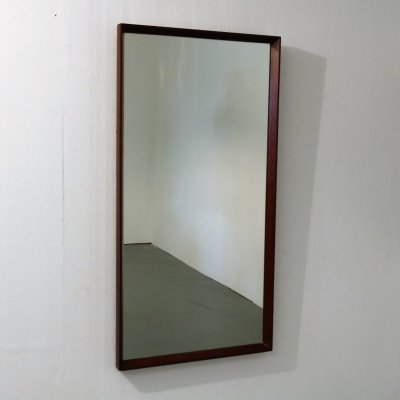 Wall mounted mirror, Denmark 1960s