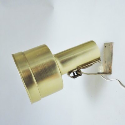Typ 1401 wall lamp by Kosta Lampa, 1960s