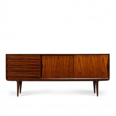 Model 18 rosewood sideboard by Gunni Omann for the Omann Jun Møbelfabrik, 1960s
