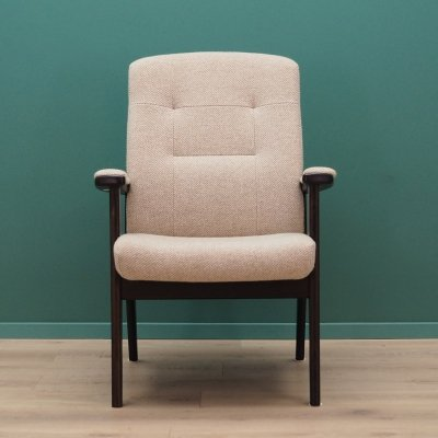 Danish design arm chair by Farstrup Møbler, 1970s