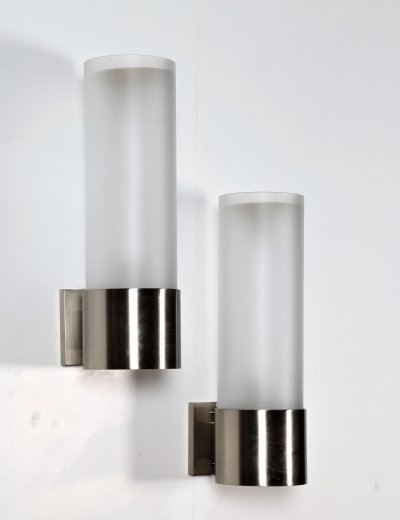 Pair of Wall Lamps by Angelo Lelli for Arredoluce, 1960s