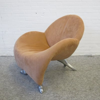 Leolux Papageno lounge chair by Jan Armgardt, 1990s