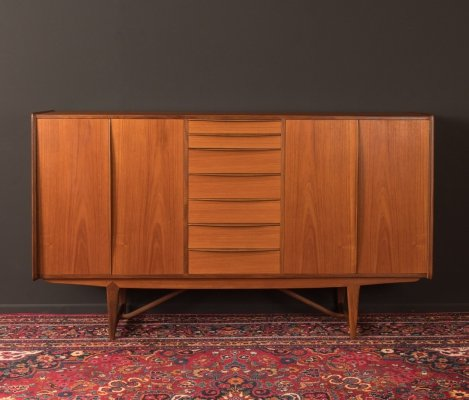 Highboard by Kurt Löving for Faarup, 1960s