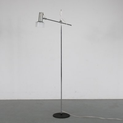 '1083' Floor Lamp by Gino Sarfatti for Arteluce, Italy 1950