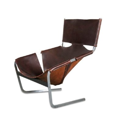 'F444' Lounge Chair by Pierre Paulin for Artifort, Netherlands 1960