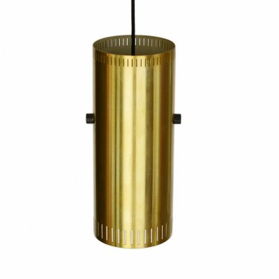 Pendant light 'Cylinder I' by Jo Hammerborg for Fog & Mørup, Denmark 1960s