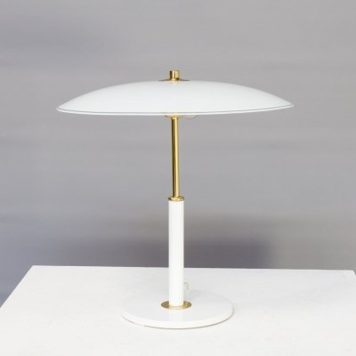 70s Swedish style table lamp for Ikea