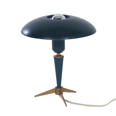 Tripod Table Lamp 'Bijou' by Louis Kalff for Philips, 1950s