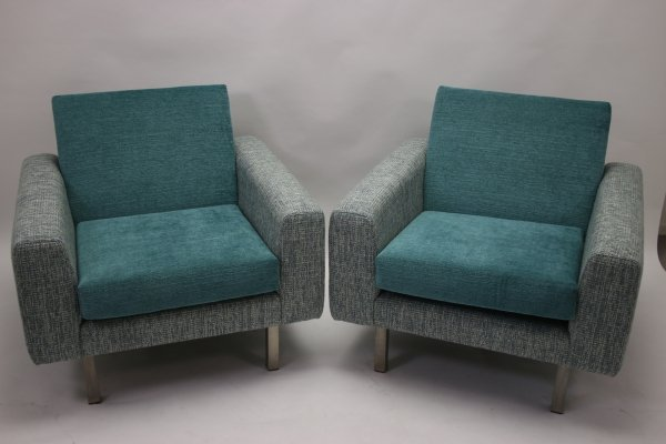 Rare Model 410 armchairs by Theo Ruth for Artifort, 1950s