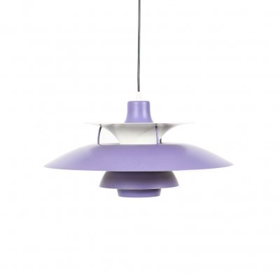 Louis Poulsen PH5 Pendant Light by Poul Henningsen