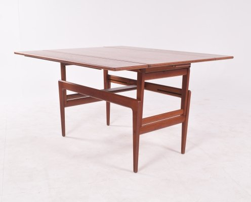 Extendable Kai Kristiansen Teak Coffee/Dining Table, 1960s